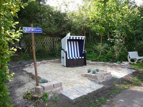Unsere Einrichtung - der Garten 4