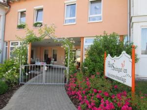 Das Haus am Steingarten in Willebadessen
